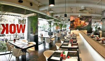 The Wok, restaurante valencia