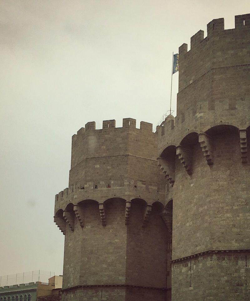 Arquitectura, Monumento, Río Turia