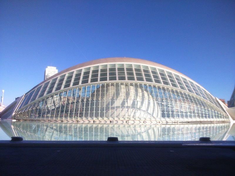 L'HEMISFÈRIC - Ciudad de las Artes y las Ciencias valencia