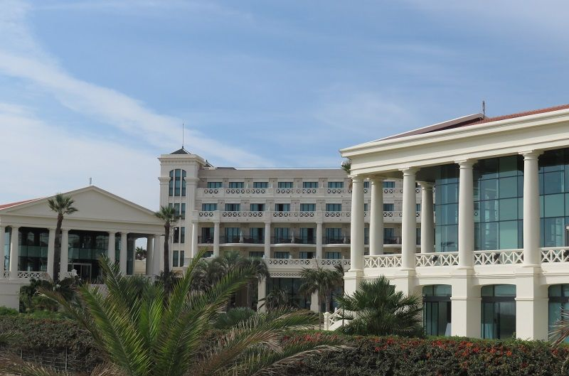 hotel balneario las arenas 1