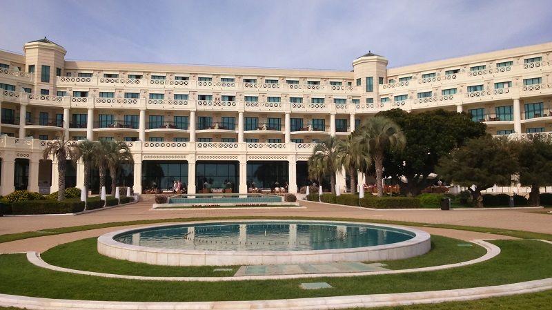 Hotel Las Arenas Valencia***** Balneario Resort valencia