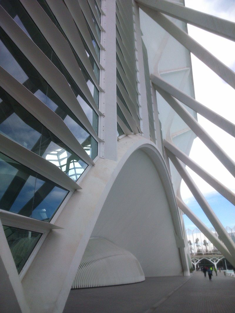 MUSEO DE LAS CIENCIAS Príncipe Felipe, Ciudad de las Artes y las Ciencias valencia