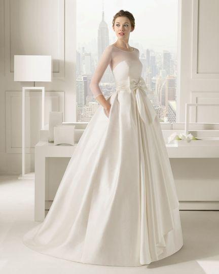 rosa clará, vestidos de novia, fiesta y comunión | valenciablog