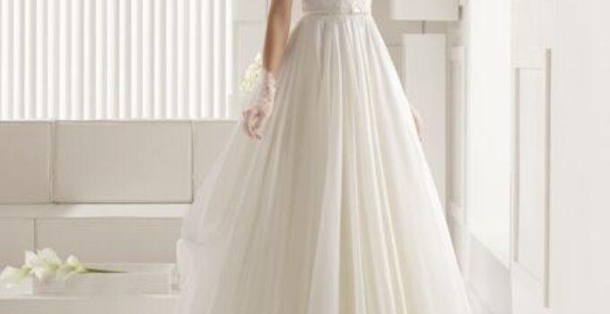 Rosa Clará, vestidos de novia, fiesta y comunión