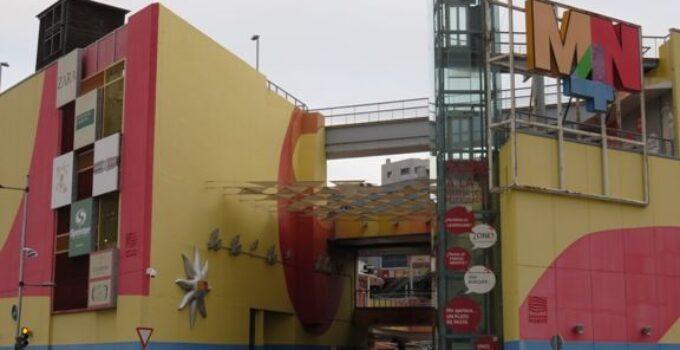 Centro Comercial y de Ocio MN4