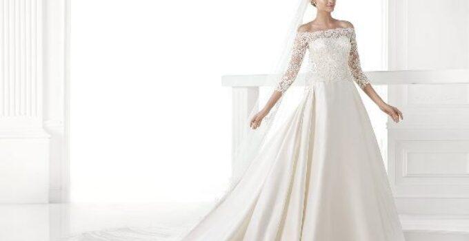 El vestido para tu boda en Pronovias