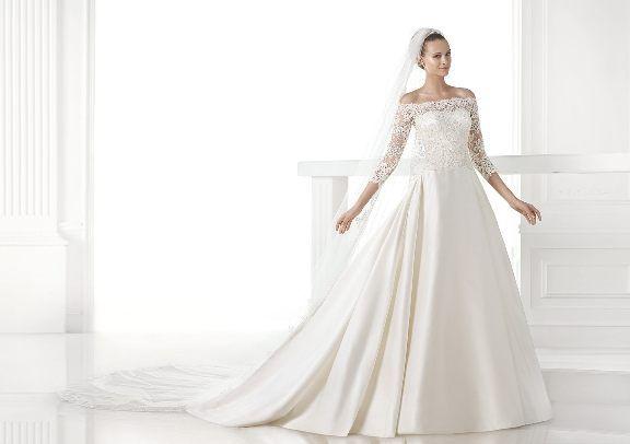 el vestido para tu boda en pronovias | valenciablog