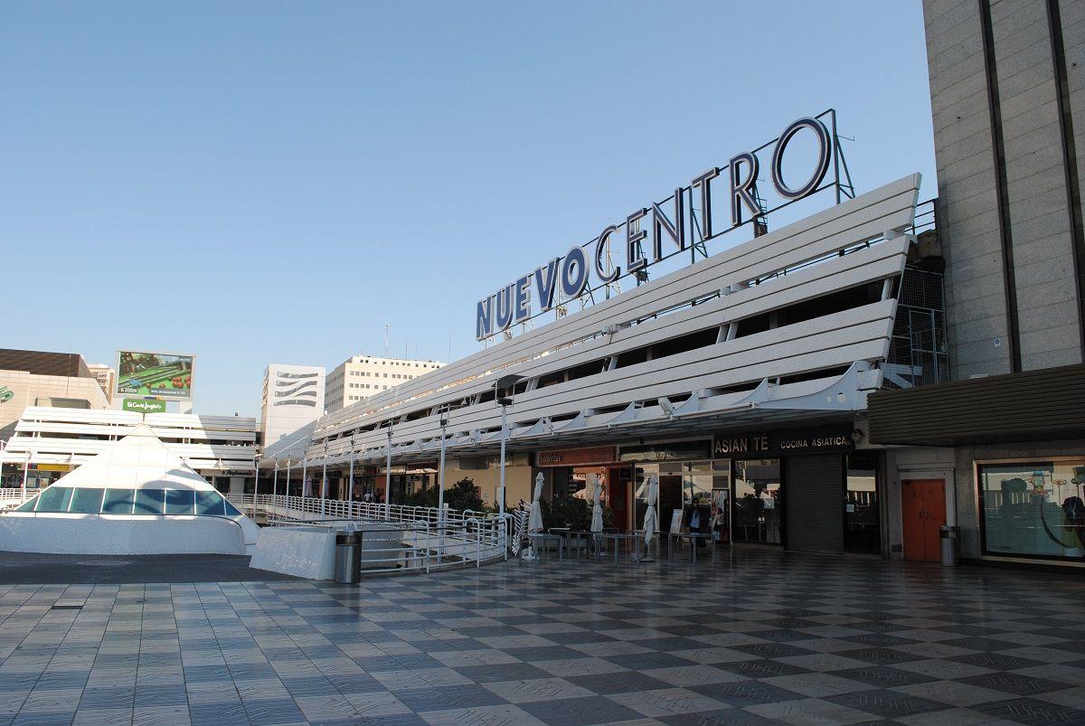 Foto Exterior Nuevo Centro Valencia