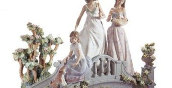Lladró, obras de arte en porcelana