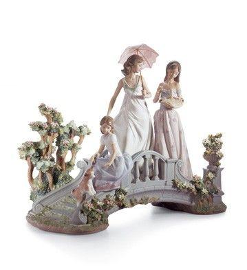 Lladró, obras de arte en porcelana valencia
