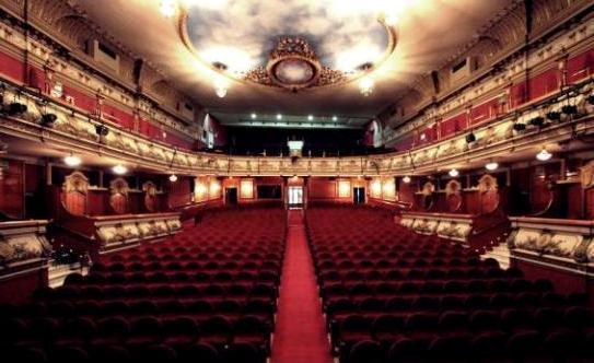 teatro olympia sala
