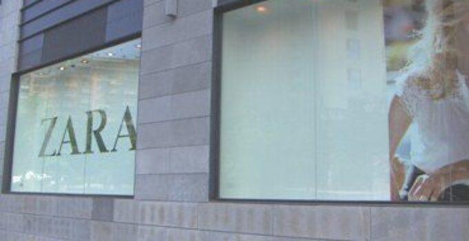 Toda la moda en Zara