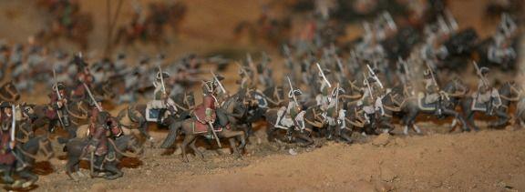 Batalla-de-Almansa-caballería-borbónica