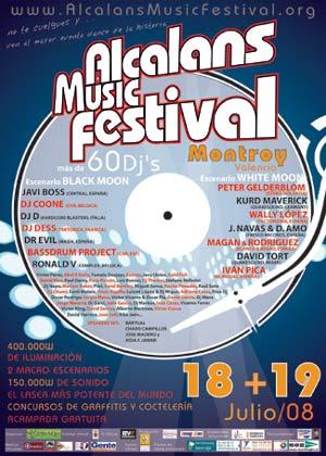 Nace el Alcalans Music Festival valencia