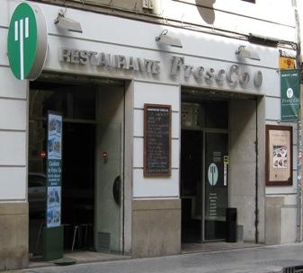 Restaurante Fresc CO valencia