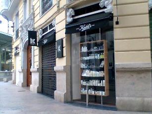Kiehl's, de Nueva York a Valencia valencia