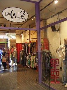 La calle 42, la calle de la moda valencia