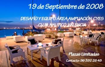 La Cena de los Sentidos en Valencia valencia