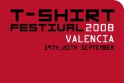 T-Shirt Festival Valencia 2008 valencia