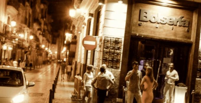 Café Bolsería Valencia: donde hay fiesta todos los días de la semana