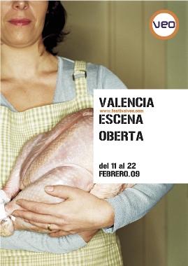 Festival Teatro Veo 2.009, València Escena Oberta valencia
