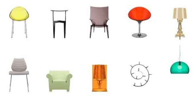 kartell productos