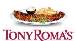 Tony Roma's, las mejores costillas del mundo valencia