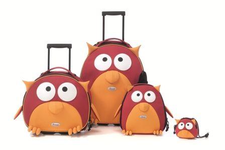samsonite maletas para niños