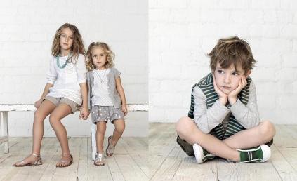 moda infantil kiddy's class