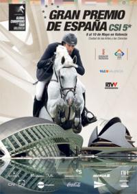 Gran Premio de España de hípica en Valencia valencia