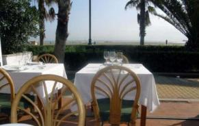 Marisquería, Paellas, Paseo de Neptuno, Playa, Puerto, Restaurant, Terraza