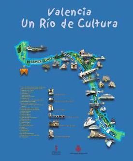 Bioparc, Ciudad de las Artes y las Ciencias, Gulliver, Palau de la Música, Parque, Río Turia
