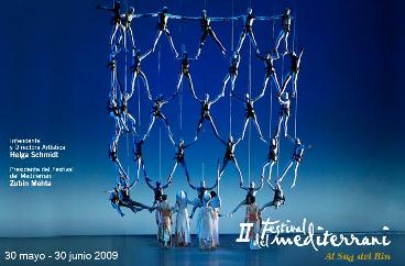 II Festival del Mediterrani valencia
