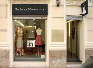 Dolores Promesas, moda para ser feliz valencia