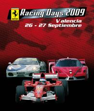 Ferrari Racing Days en Cheste valencia