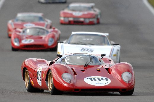 Circuito, Ferrari