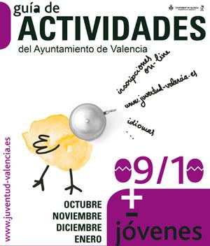Guía de Actividades para Jóvenes 2009/2010 valencia