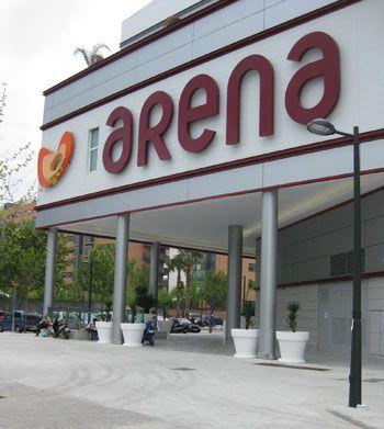 arena multiespacio exterior