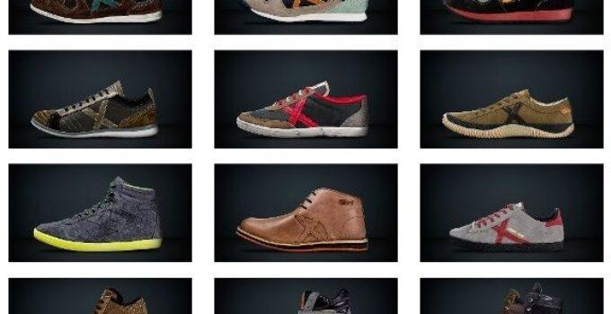 Zapatillas Munich, moda deportiva