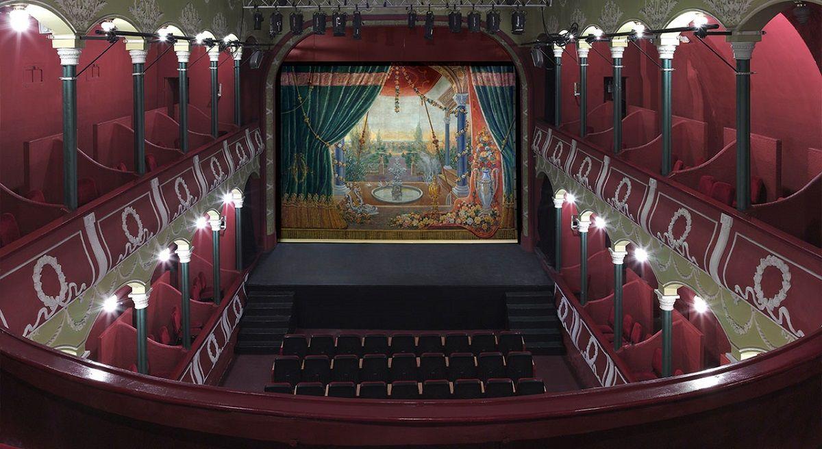 Centro Teatral Escalante valencia