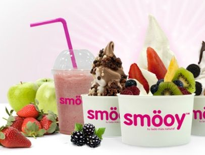 Smooy helados de yogur