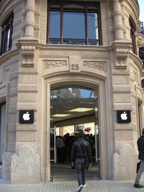 Tienda Apple Store Valencia valencia