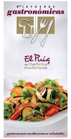 Jornadas gastronómicas en El Puig valencia