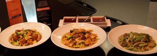 Lemongrass, wok para llevar valencia