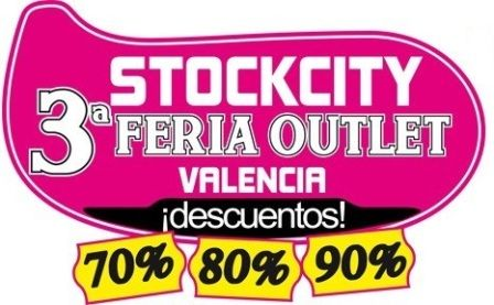 3ª Feria Outlet Stock City Valencia valencia