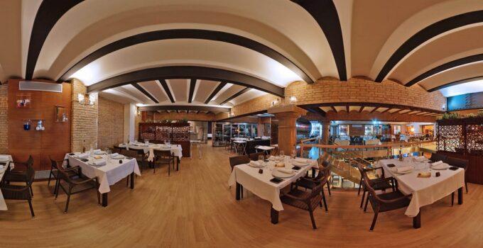 El restaurante Q'TOMAS en pleno centro de Valencia