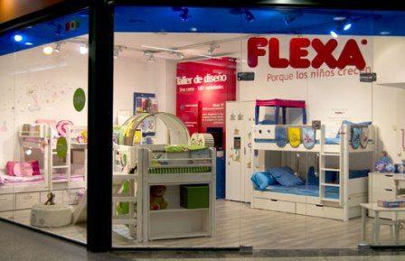Flexa, muebles para niños valencia