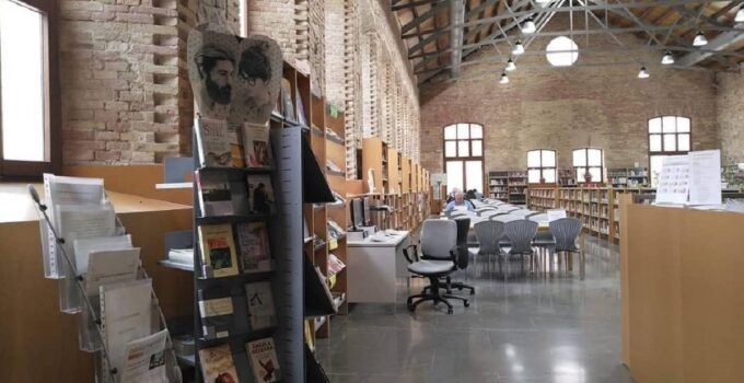 Bibliotecas públicas de Valencia