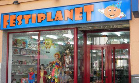 Festiplanet, tienda de disfraces valencia