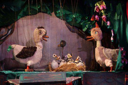El Teatro de Marionetas La Estrella está en Valencia valencia